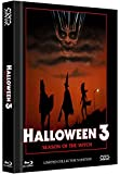 Halloween 3 - Uncut (DVD+Blu-Ray+CD) Mediabook [Limited Collector's Edition] [Limited Edition]