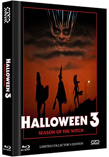 (DVD+Blu-Ray+CD) Mediabook [Limited Collector's Edition] [Limited Edition] (Halloween Iii-collector Edition)