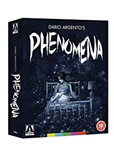Phenomena Limited Edition [Blu-ray] [DVD]