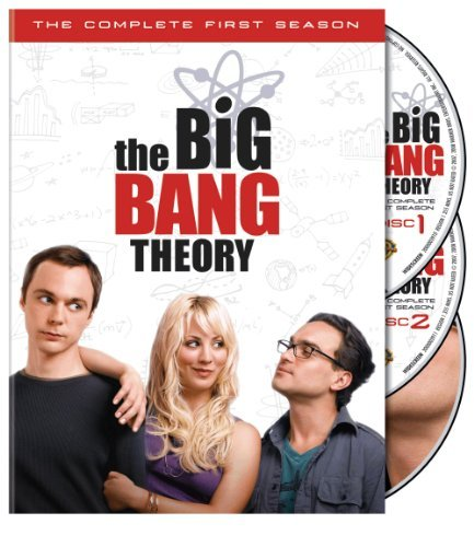 Cover Big Bang Theory: Complete First Season [DVD] [2008] [Region 1] [US Import] [NTSC] by Johnny Galecki