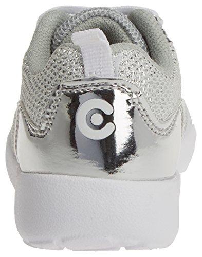 Conguitos Mädchen Hv129201 Sneakers Silber