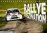 Rallye Faszination 2018 (Tischkalender 2018 DIN A5 quer): Rallye Faszination Kalender 2016 (Monatskalender, 14 Seiten ) (CALVENDO Sport) [Kalender] [Apr 01, 2017] PM, Photography