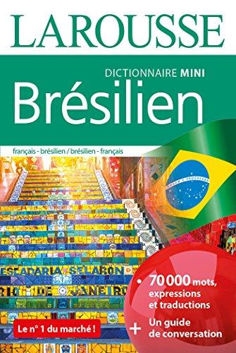 Dictionnaire Larousse Mini Brésilien par Collectif