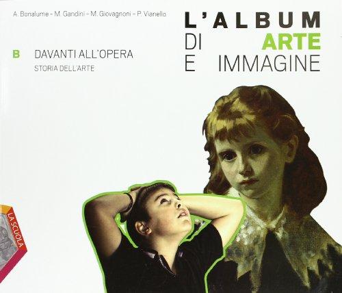 L'album di arte e immagine. Per la Scuola media. Con espansione online: 2