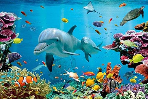 Poster Motiv: Unterwasserwelt