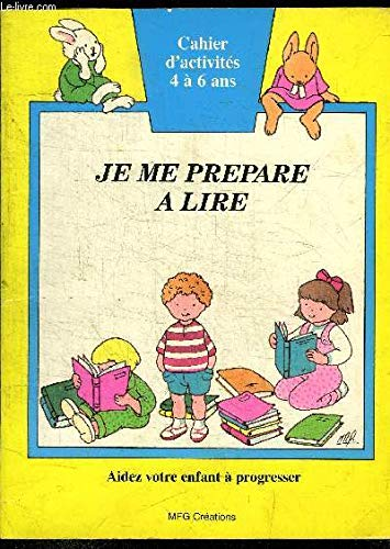 Je me prépare à lire