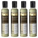 Olio Alimentare di Noce di Macadamia - Naturale al 100% - 1l (4x250ml)