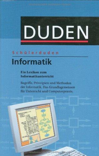 Informatik: Ein Lexikon zum Informatikunterricht