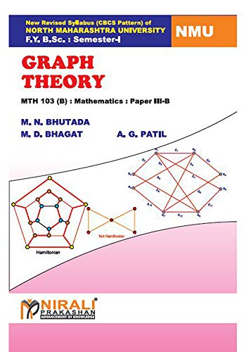 GRAPH THEORY MTH 103 (B) Mathematics - Paper - III (B) (English Edition)