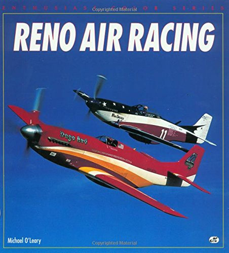 Reno Air Racing (Enthusiast Color) por Michael O'Leary
