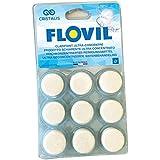 FLOVIL md9295floculation en pastilles Super concentré à haute performance, blanc
