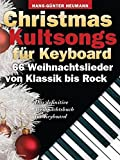 Christmas Kultsongs -For Keyboard-: Songbook