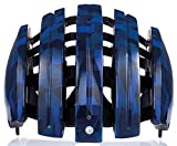Carrera Fahrradhelm Foldable GTE Unisex Blue Shiny camo 58-61