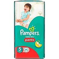 Pampers Baby Dry Pantalon pour femme Taille 44(Saphir Lot de 5grandes tendances mode Ltd de l'article)