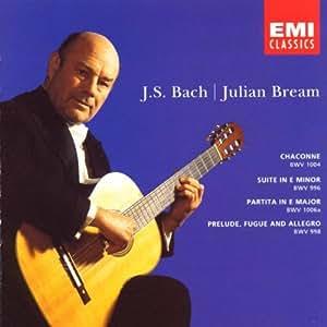 Suite BWV 996 / Partita BWV 1006