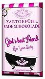 ZARTGEFÜHL Badeschokolade GIRLS BEST FRIEND