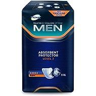 Tena Men Level 3 - diskrete Einlage - bei mittelschwerer Inkontinenz - 27,5 x 23 cm - 96 Stück