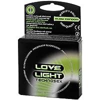 Leucht-Kondome (3er) preisvergleich bei billige-tabletten.eu
