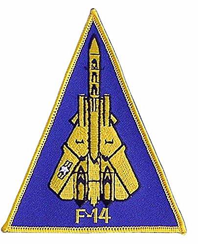 baum-m gmbh Abzeichen U.S. Air Force F-14 Piloten Bestickter Aufnäher Größe 130 x 105 mm (Force Abzeichen Us Air)