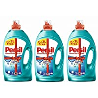 Persil Power High Foam Gel - 3L + 2L (Pack of 3)