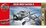 #4: Airfix Focke Wulf Fw190A-8 1:72 Military Plastic Model Gift Set