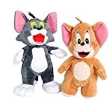 ToyJoy Disney Tom and Jerry combo pack soft plush stuffed toys