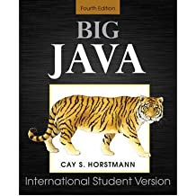 [ BIG JAVA FOR JAVA 7 AND 8 BY HORSTMANN, CAY S.](AUTHOR)PAPERBACK