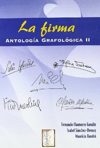 la-firma-antologia-grafologica-ii