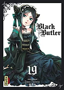 Black Butler Edition simple Tome 19