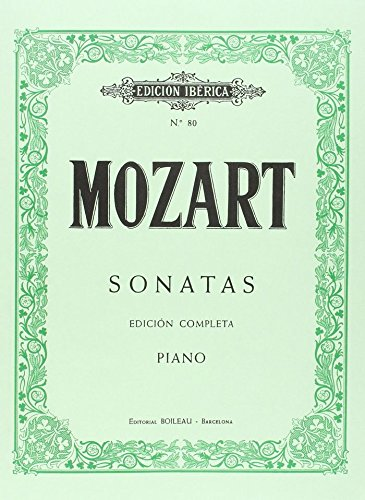 Sonatas. Ed.Completa