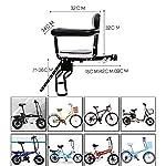 FEZBD-Seggiolino-per-Bici-Anteriore-Sicuro-per-Bambini-seggiolino-per-Bicicletta-Seggiolino-Anteriore-per-Bambino-Seggiolino-per-Bicicletta-con-Maniglia-Staccabile
