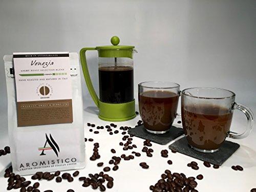 AROMISTICO COFFEE Venezia Selection Blend - GROUND