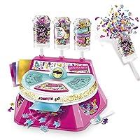 Créez vos propres confettis grâce a Confetti Bar pour une ambiance de folie. C'est facile, choisissez vos feuilles, placez-les dans la machine et pressez. Super, vous avez fabriquez des confettis. Une activité manuelle qui va permettre de développer ...