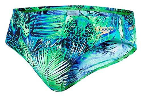 speedo-men-s-junglewave-allover-brief-fluo-verde-bali-blue-deep-peri-tamano-28-5-cm