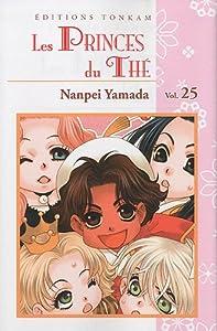 Les Princes du thé Edition simple Tome 25