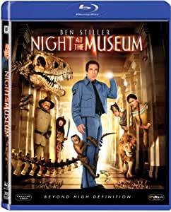 Night at the Museum [Blu-ray] [2006] [US Import]