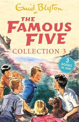 The Famous Five Collection 3: Books 7-9 (Famous Five Gift Books and Collections)
