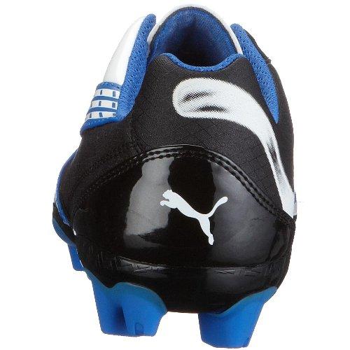 PUMA 101826 08 v5,10 r MG, uomo sport scarpe, - Calcio Bianco (Weiss (white pearl-black-puma royal))