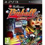 Williams Pinball Classic (PS3)