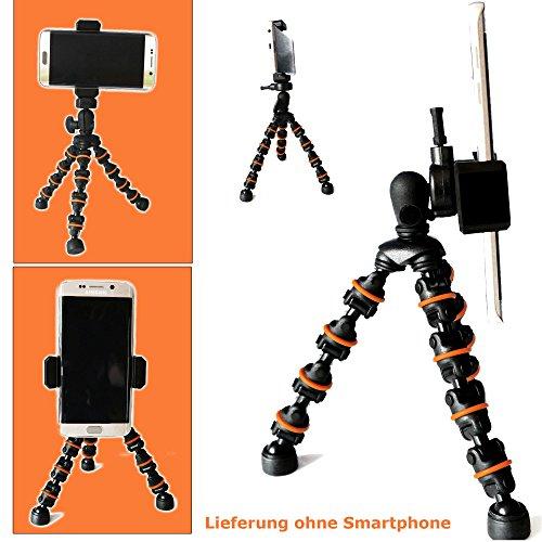 m iPhone Smartphone Stativ Video / Foto Tisch Halterung Flexible Gelenke für Android Handy / Apple iPhone 4 5 6 7 8 S PLUS / Samsung Galaxy S 4 5 6 7 8 / Huawei / HTC / Sony / LG (Foto-tisch)