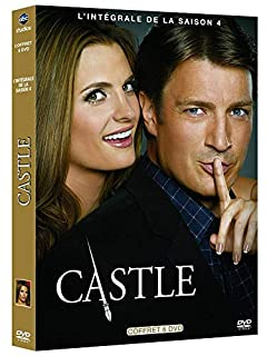 Castle, saison 4 - coffret 6 DVD (B008VQVK2W) | Amazon price tracker / tracking, Amazon price history charts, Amazon price watches, Amazon price drop alerts