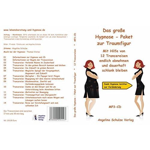 Schulze, A: gr. Hypnose-Paket zur Traumfigur/MP3 CD