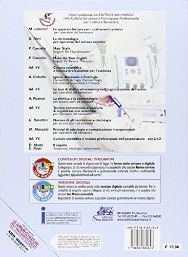 Le apparecchiature per i trattamenti estetici (Acconciatura/estetica)