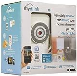 D-Link DCS-942L Videocamera di Sorveglianza, Wi-Fi N, Visore Notturno, Rilevatore di Movimenti e Suoni,...