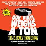 Our Vinyl Weighs A Ton - This Is Stones Throw Records (+ CD) [Blu-ray]