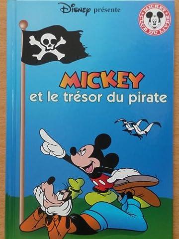 Livre Disney Club Du Livre - Mickey et le trésor du pirate (Mickey-club