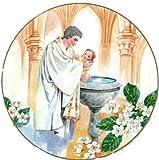 Tortenaufleger Taufe 02
