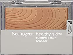Neutrogena Healthy Skin Custom Glow, Bronzer Sunrise Glow, 0.31 Ounce
