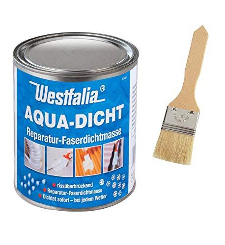 "Aqua Dicht \""Transparent\"" + GRATIS dazu 1 Pinsel"
