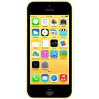"Apple iPhone 5c - Smartphone libre iOS (16 GB, pantalla 4"", cámara 8 Mp), amarillo"